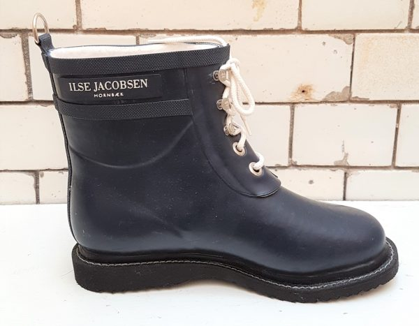 Ilse Jacobsen Rubber Boots Brick Red