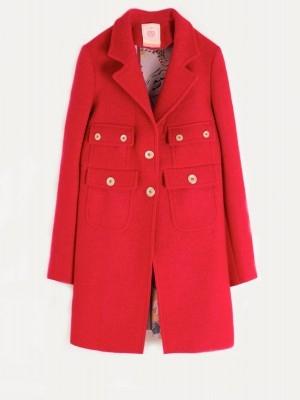 Vilagallo Lucrecia Coat